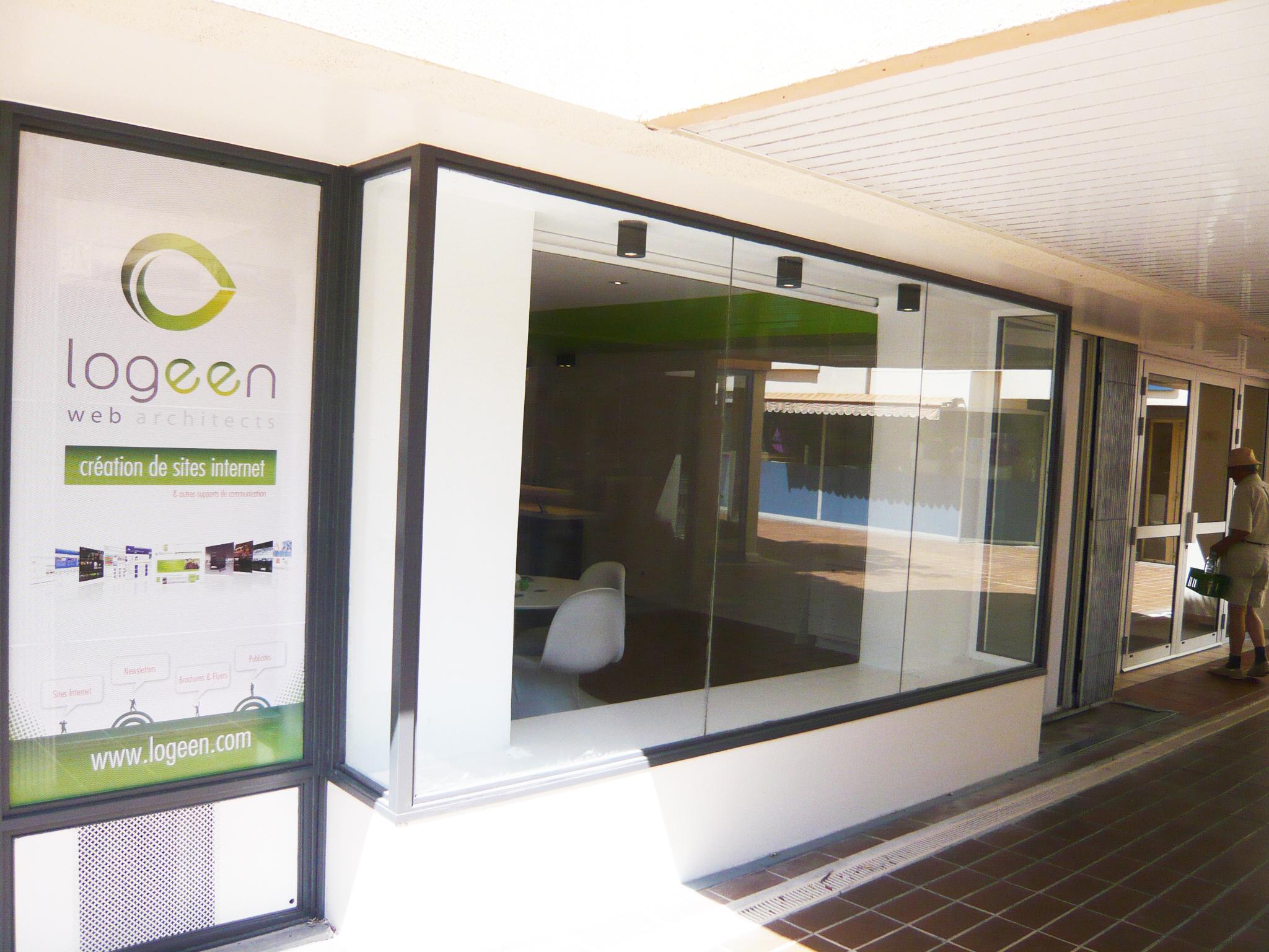 nouveau bureaux blog d 39 un webdesigner freelance logeen. Black Bedroom Furniture Sets. Home Design Ideas